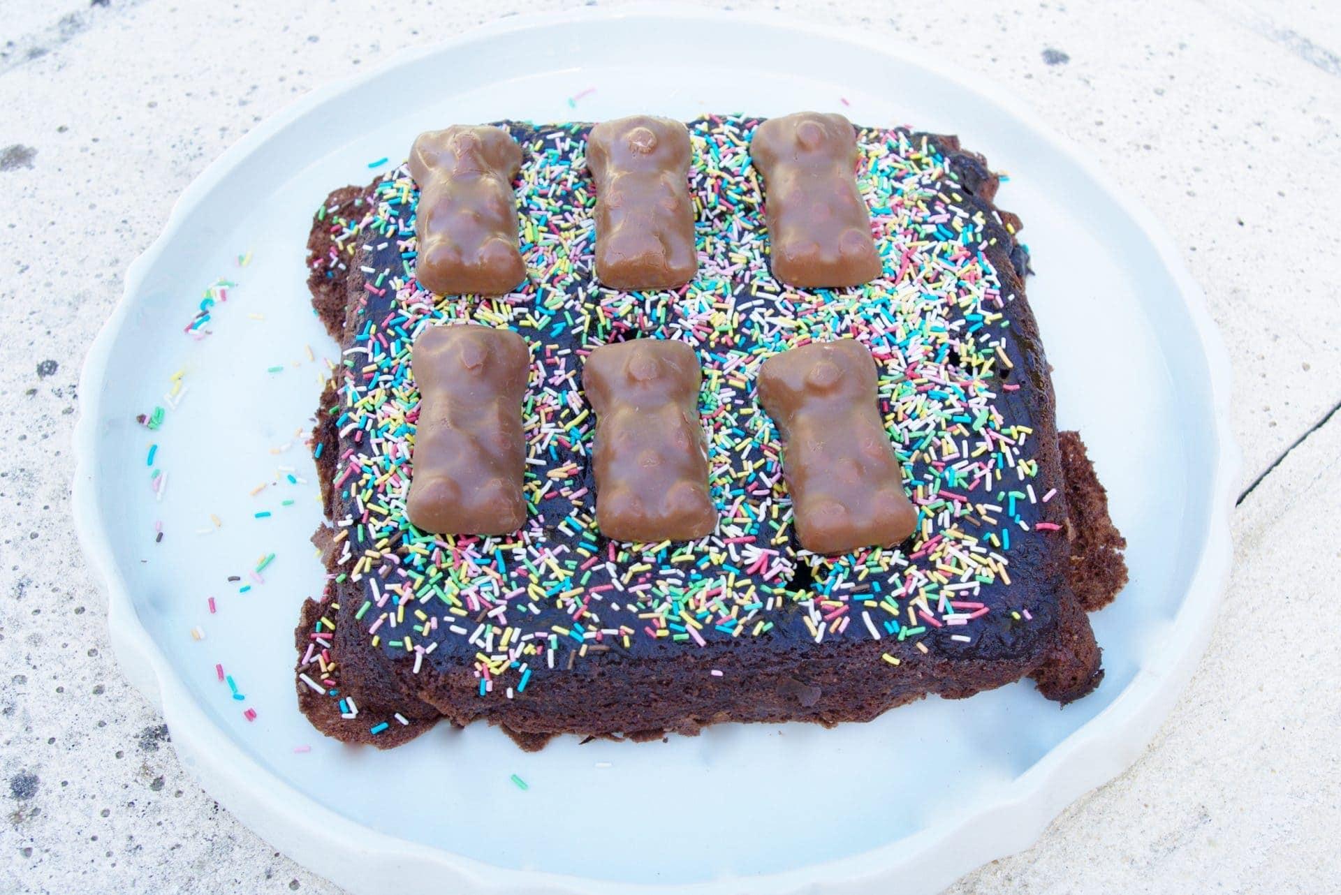 fondant oursons choco guimauve/ recette blog bonbon factory