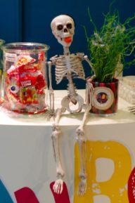 squelette halloween my blog histoire bonbon factory