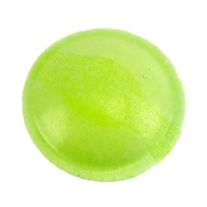 bonbon soucoupe poudre lookolook annee 80 90 vintage pastel vert
