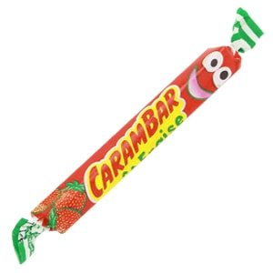 bonbon carambar fruits