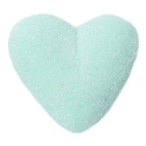 bonbon coeur bleu cola jack et valerie