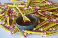 my blog recette creme brulee carambar par la boite de conserve