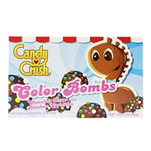 boite bonbons candy crush color bombs