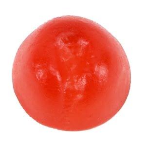 bonbon cerise lavee astra cul rond rouge