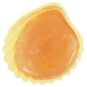 bonbon roudoudous coquillage jaune