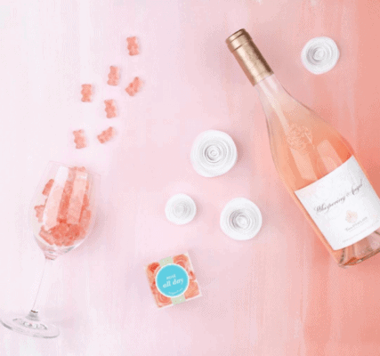 Bbf-blog-A la vôtre- bonbons gout rosé- buzz
