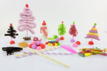 Blog-recette-noel-decorer sa table-sapin-bonhomme neige-1