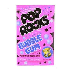 sachet pop rocks bubble gum produits us bonbon factory