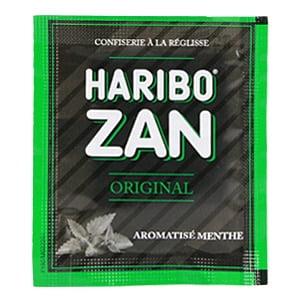 vignette pain zan menthe vert reglisse haribo bonbon factory