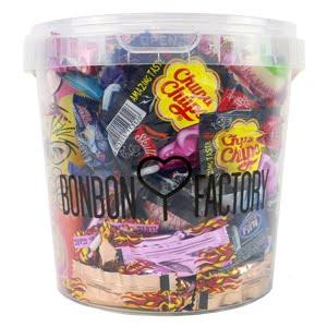 vignette moyenne box bonbons halloween emballés bonbon factory