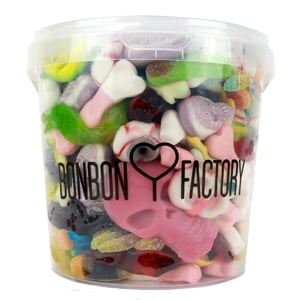maxi box bonbons halloween gelifies vignette bonbon factory