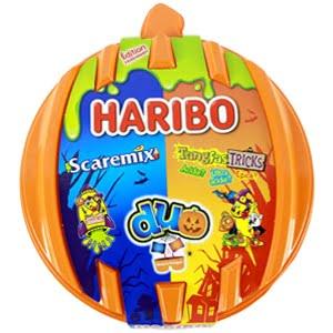 vignette citrouille bonbons halloween haribo duo scaremix tangfastricks