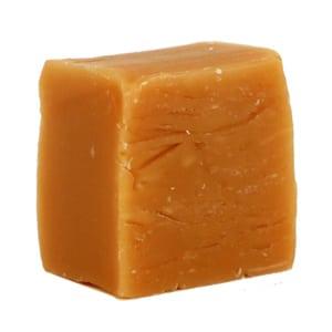 vignette cube caramel fudge bonbon factory