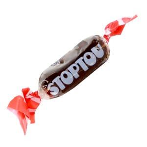vignette reglisse stoptou bonbon seul emballe
