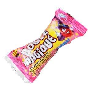 vignette boule magique original bonbon seul emballé