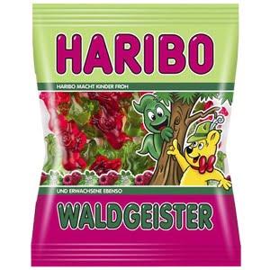vignette sachet bonbon allemand haribo waldgeister